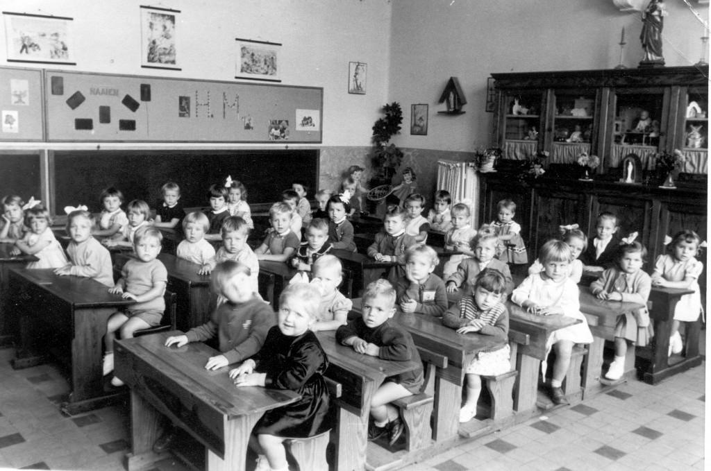 1e kleuterklas 1959-60